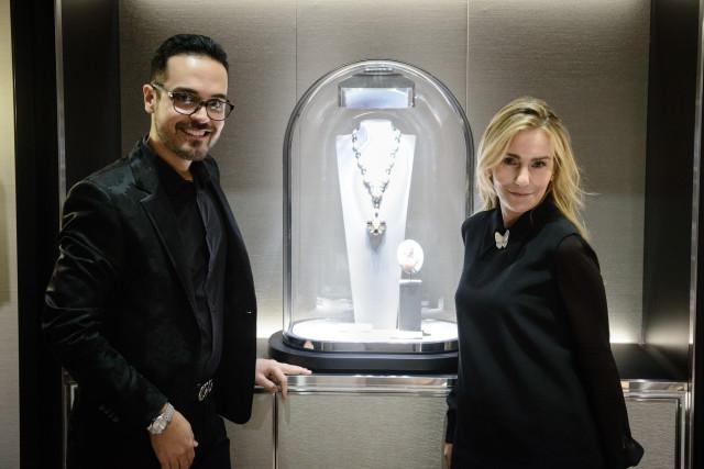 Van Cleef&Arpels apre una nuova boutique a Roma Edoardo Alaimo19