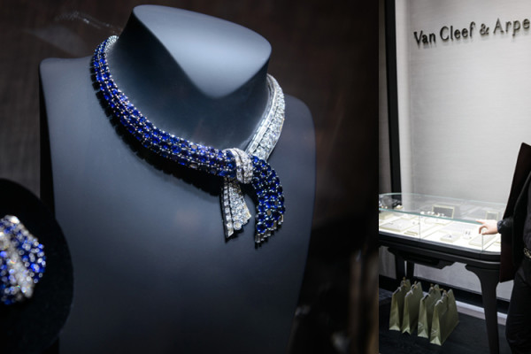 Polvere di stelle: Apre a Roma la prima boutique Van Cleef&Arpels