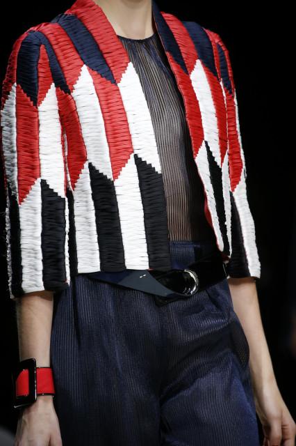 Milan fashion week S/s 2016 Edoardo Alaimo3