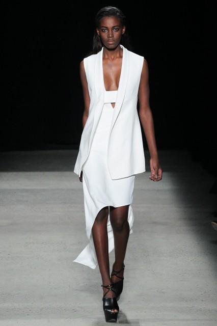 Narciso Rodriguez New York fashion week f/w 2015-2016 Edoardo Alaimo4