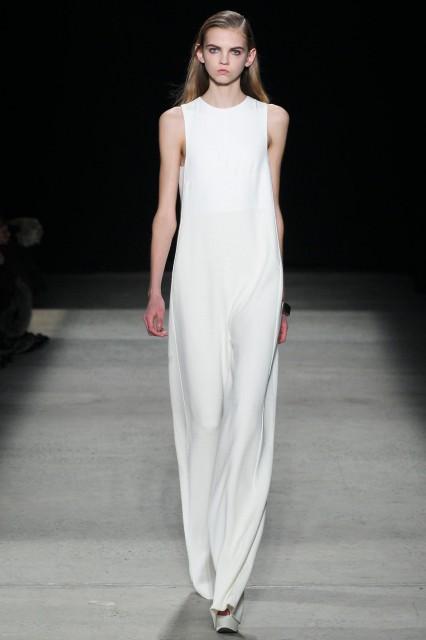 Narciso Rodriguez New York fashion week f/w 2015-2016 Edoardo Alaimo5