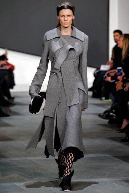Proenza Shouler New York fashion week f/w 2015-2016 Edoardo Alaimo2