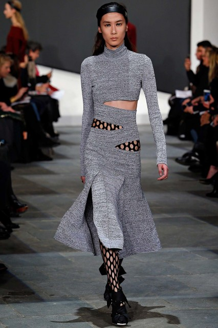 Proenza Schouler New York fashion week f/w 2015-2016 Edoardo Alaimo4