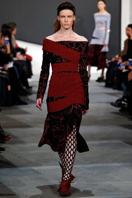 Proenza Schouler New York fashion week f/w 2015-2016 Edoardo Alaimo5