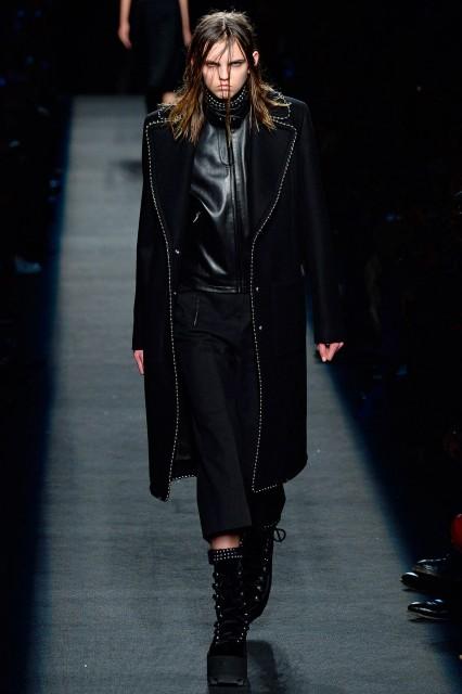 Alexander Wang New York fashion week f/w 2015-2016 Edoardo Alaimo3