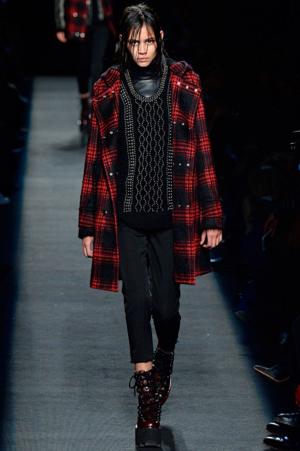 Alexander Wang New York fashion week f/w 2015-2016 Edoardo Alaimo4