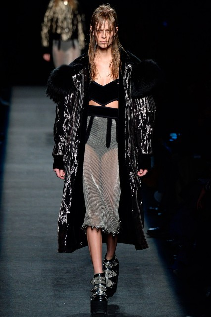 Alexander Wang New York fashion week f/w 2015-2016 Edoardo Alaimo5