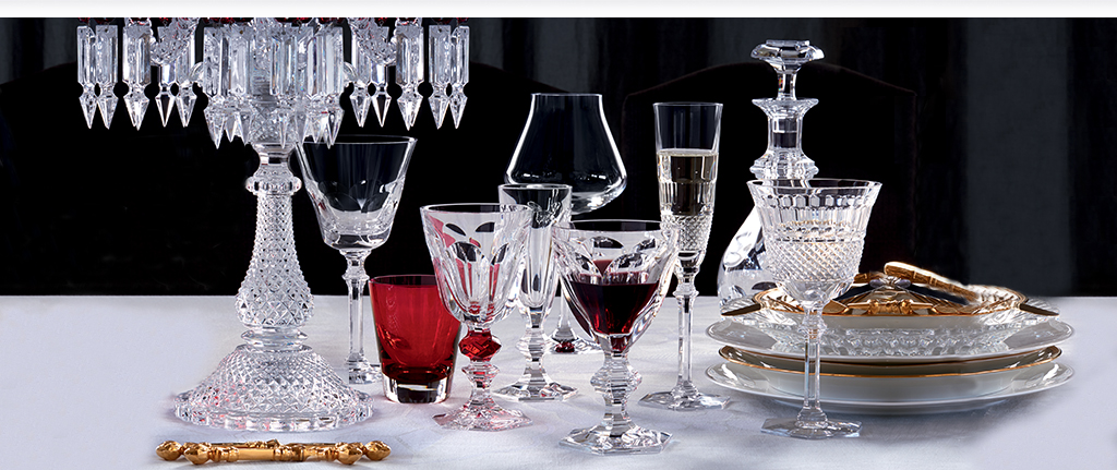 Baccarat cristalli natale 2015edoardo alaimo luxury - Arts de la table ...