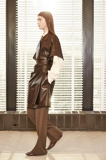 The Row New York fashion week f/w 2015-2016 Edoardo Alaimo3