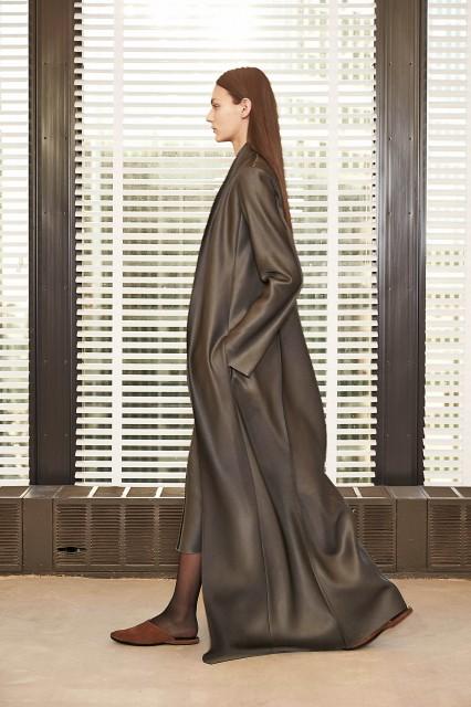 The Row New York fashion week f/w 2015-2016 Edoardo Alaimo5