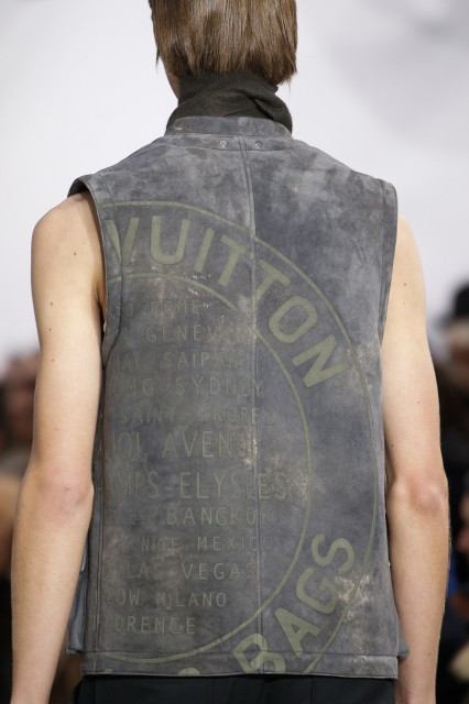 Louis Vuitton Fall winter 2016- 2017 Edoardo Alaimo5