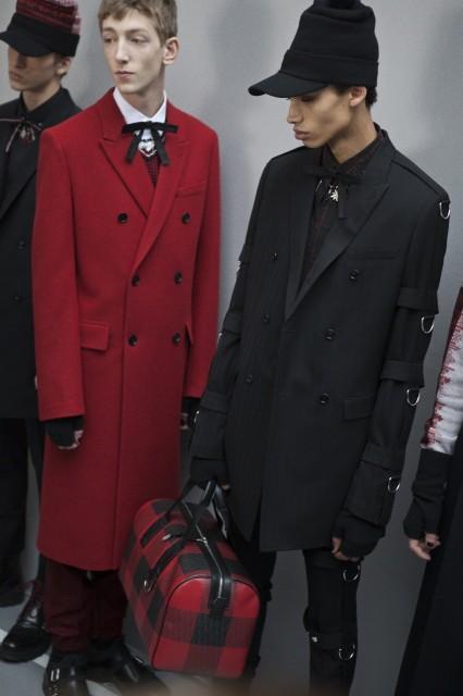 Dior Homme Fall winter 2016- 2017 Edoardo Alaimo7
