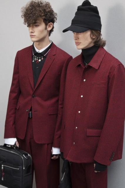 Louis Vuitton Fall winter 2016- 2017 Edoardo Alaimo8