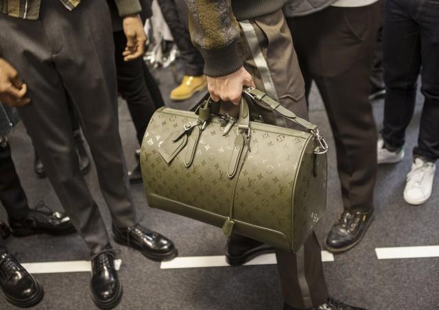 Louis Vuitton Fall winter 2016- 2017 Edoardo Alaimo1