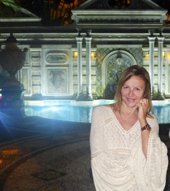 Un tour speciale nella villa di Gianni Versace Grazia Pitorri Miami Edoardo Alaimo4