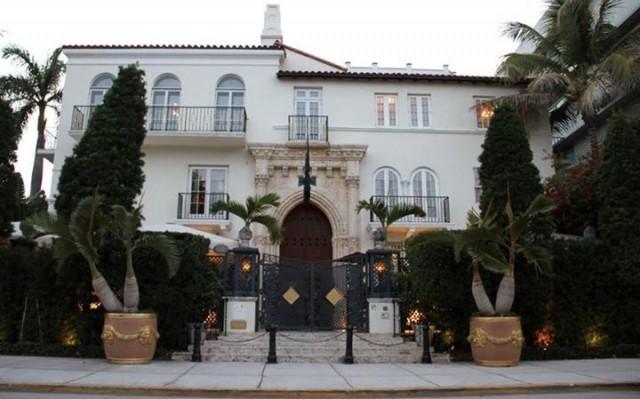 Un tour speciale nella villa di Gianni Versace Grazia Pitorri Miami Edoardo Alaimo3