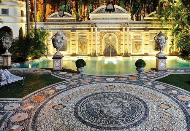 Un tour speciale nella villa di Gianni Versace Grazia Pitorri Miami Edoardo Alaimo5
