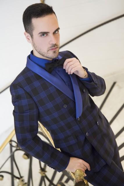 Edoardo Alaimo Eva 3000 abiti Carlo Pignatelli5