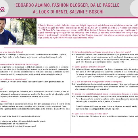 <!--:it-->Intervista su Pink Italia - Quotidiano Nazioanle<!--:-->