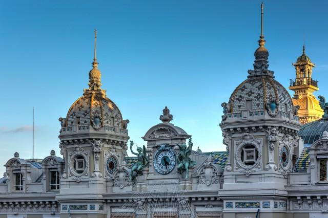 Casino de Monte-Carlo Edoardo Alaimo