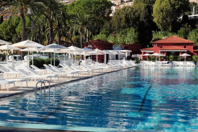 Monte-Carlo Beach - Swimming pool 01