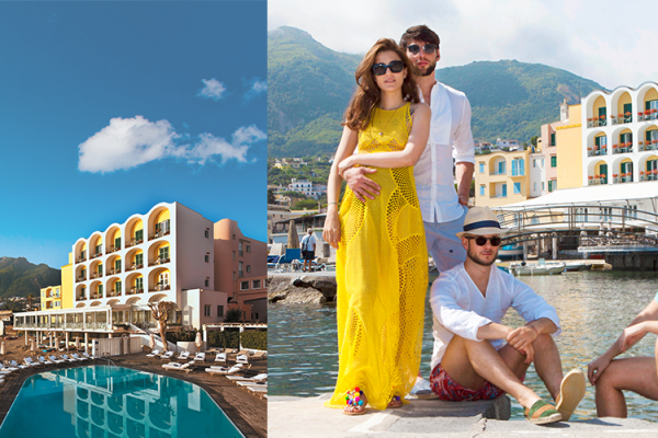 #MyReginaIsabella: L'esperienza social a 5 stelle sul Golfo di Napoli