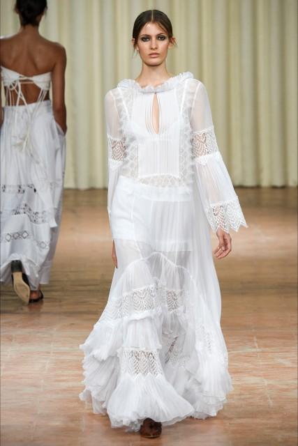 Milano fashion week P/E 2017 Alberta Ferretti4 Edoardo Alaimo