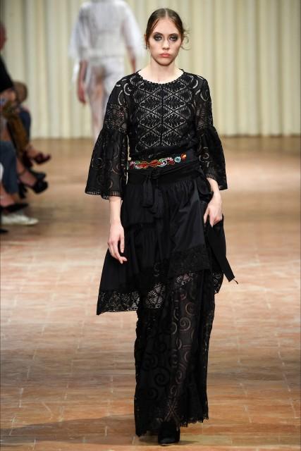 Milano fashion week P/E 2017 Alberta Ferretti6 Edoardo Alaimo
