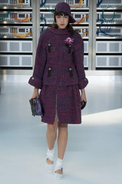 Chanel s/s 2017 Edoardo Alaimo3