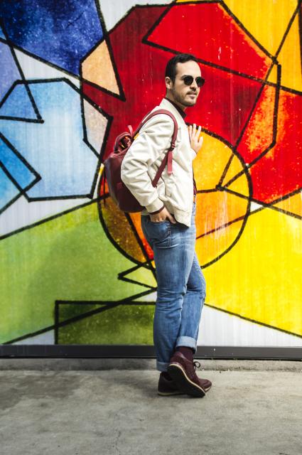Edoardo Alaimo street style outfit2