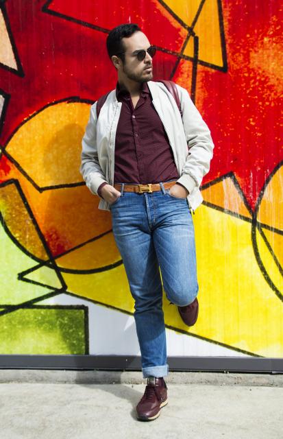 Edoardo Alaimo street style outfit3