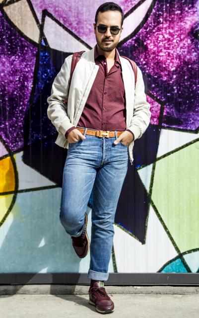 Edoardo Alaimo street style outfit5