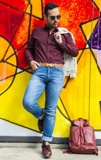 Edoardo Alaimo street style outfit6