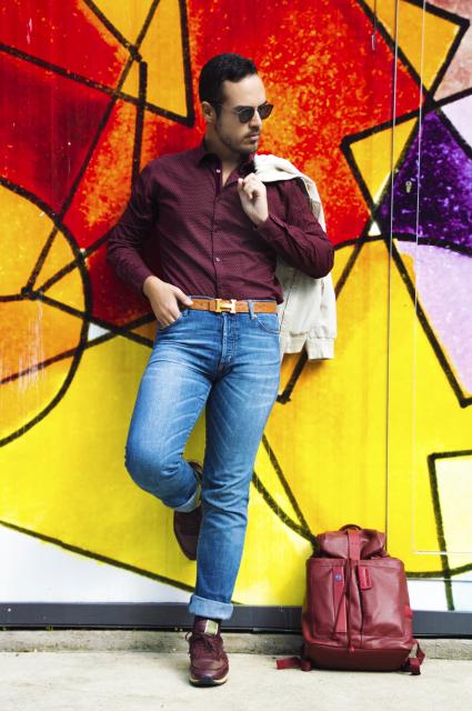 Edoardo Alaimo street style outfit8