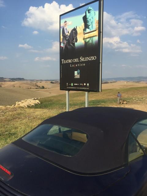 Andrea Bocelli teatro del silenzio Grazia Pitorri1