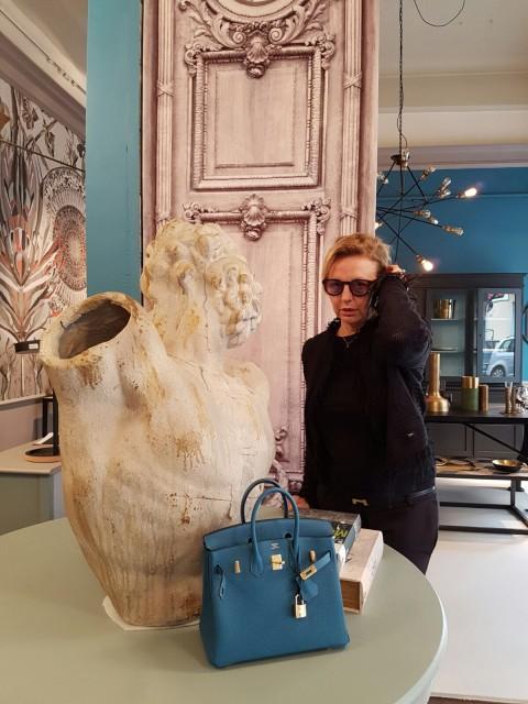 Birkin Hermès 25 Grazia Pitorri1