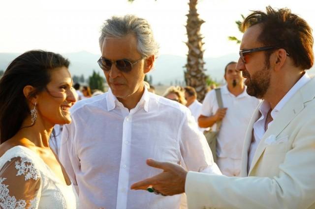 Andrea Bocelli teatro del silenzio Grazia Pitorri4
