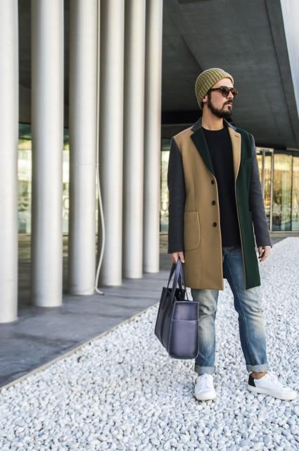 Alta Roma fashion week outfit influencer Edoardo Alaimo3