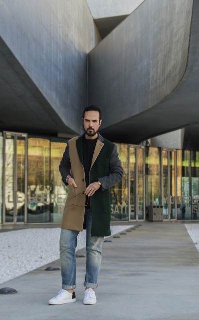 Alta Roma fashion week outfit influencer Edoardo Alaimo5