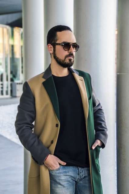 Alta Roma fashion week outfit influencer Edoardo Alaimo9