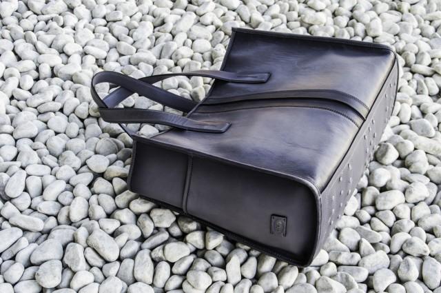 Tod's man's bag Edoardo Alaimo