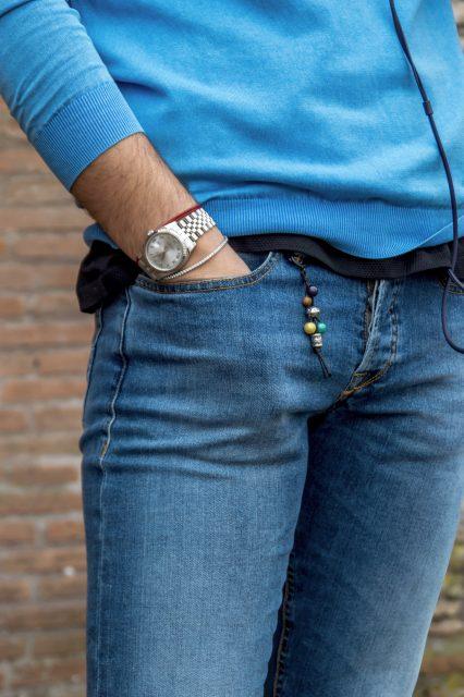 Edoardo Alaimo fashion blogger street style outfit Roma8