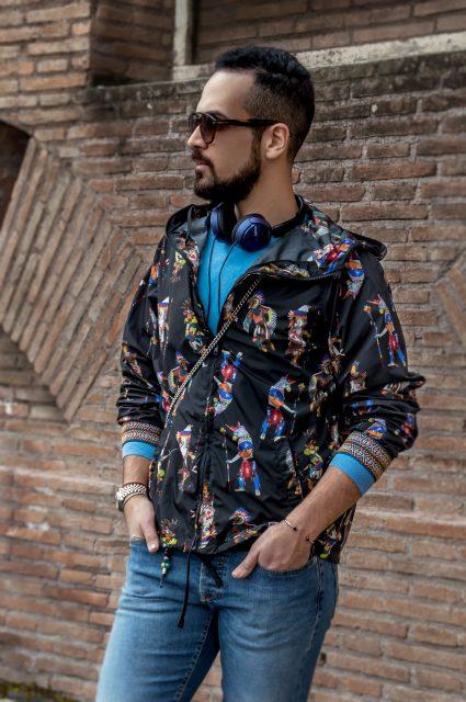 Edoardo Alaimo fashion blogger street style outfit Roma6