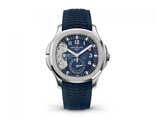 Baselworld 2017 new watch Patek Philippe Acquanaut 1
