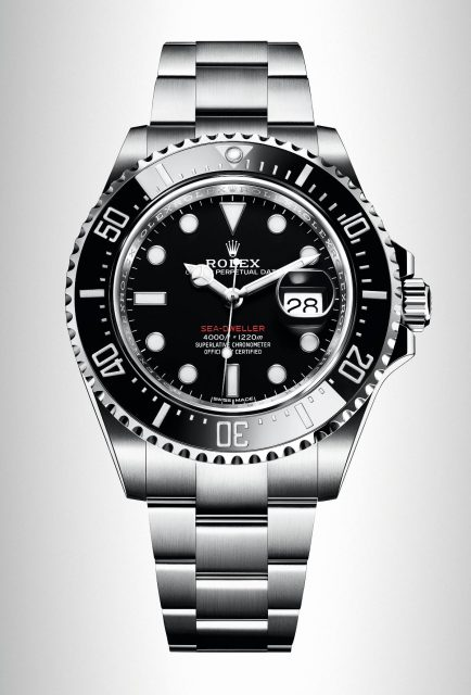 Baselworld 2017 new watch Rolex Sea Dweller