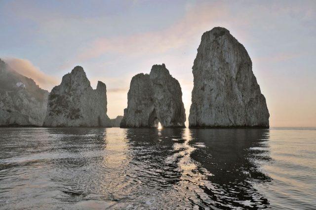 Capri faraglioni - Chantecler gioielli