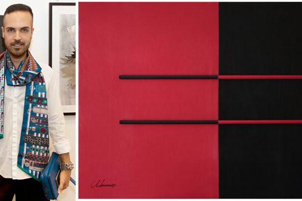 50 sfumature di arte: La mostra che celebra l'uscita in DVD di 50 sfumature di Nero