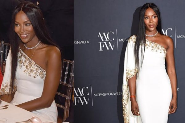 MONTECARLO FASHION WEEK: Naomi Campbell è tra le 5 donne premiate con il fashion award