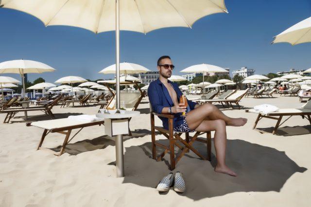 costumi da uomo - Edoardo Alaimo fashion influencer per Zalando7