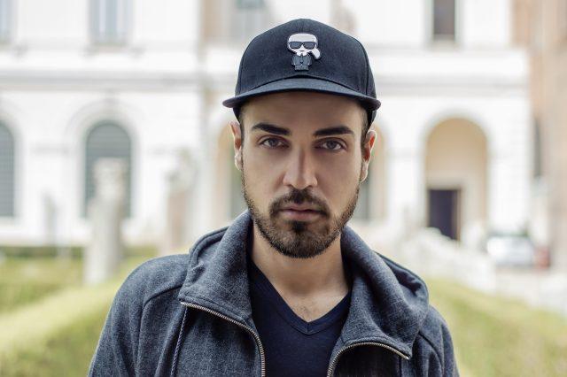 Edoardo Alaimo fashion influencer outfit Roma1